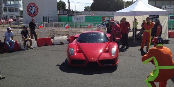 Autodrome Italian Meeting à Montlhéry