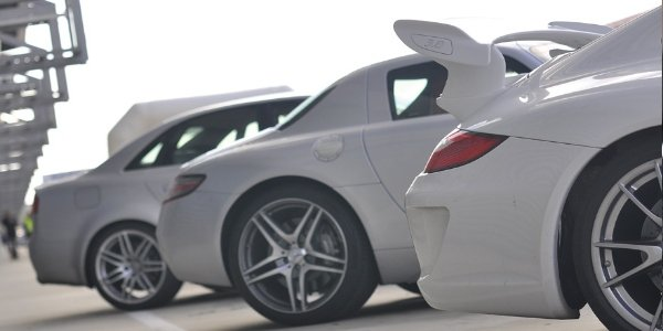 Journées Exclusive Drive au Bugatti