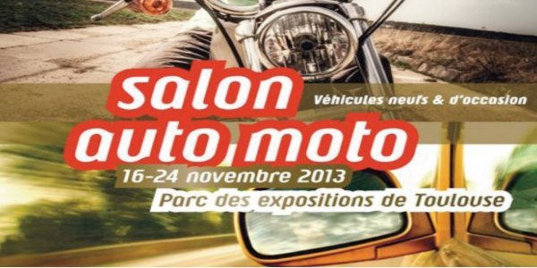 agenda le salon auto de toulouse actualit automobile. Black Bedroom Furniture Sets. Home Design Ideas