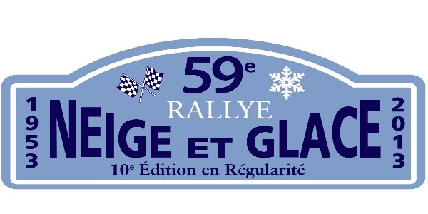 Agenda : 59e rallye Neige et Glace