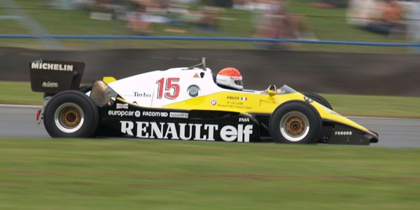 Goodwood 2012 : Alain Prost à l'honneur