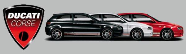 Alfa 147 Ducati : esprit de compétition