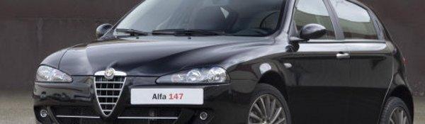 Alfa Romeo 147 : dernière ligne droite