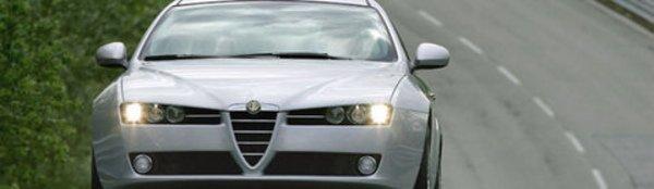 Une boîte auto pour l'Alfa 159