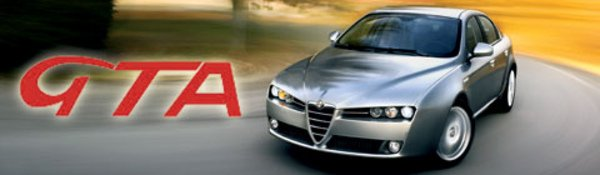 Un V8 Ferrari pour l'Alfa 159 GTA ?