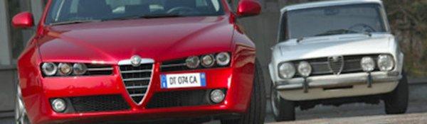 Alfa Romeo 159 TBi : le retour du 1750 !