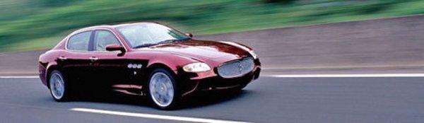 Une plateforme Maserati pour l'Alfa 169