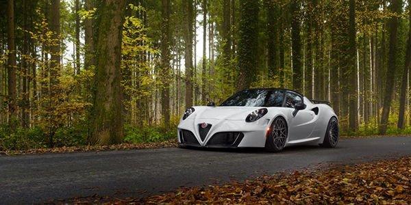 Alfa Romeo 4C Centurion 1Plus par Pogea Racing