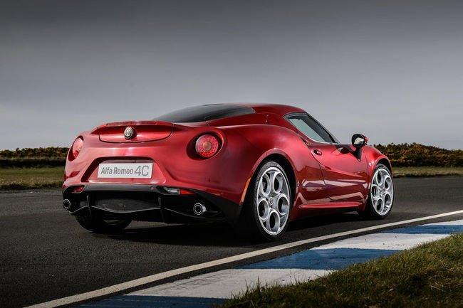 Alfa Romeo : la succession du Coupé 4C à l'étude