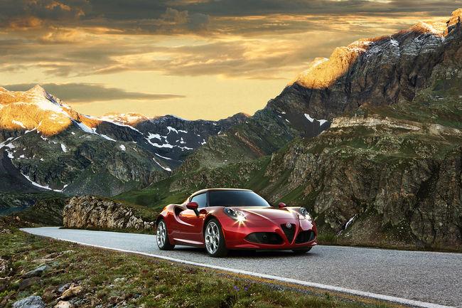 Clap de fin pour l'Alfa Romeo 4C Coupé aux USA