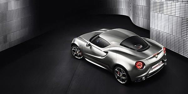 Alfa Romeo 4C, infos contradictoires