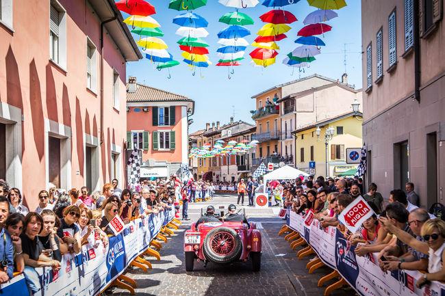 Alfa Romeo s'est illustré sur les Mille Miglia 2017