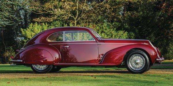 RM Auctions : une Alfa Romeo étonnante à Rétromobile