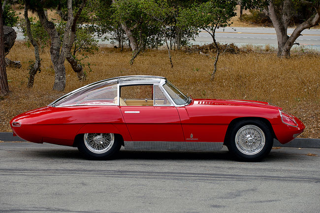 Un one-off Alfa Romeo en vedette à Salon Privé