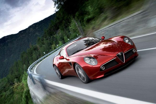 800 ch pour la future Alfa Romeo 8C ?