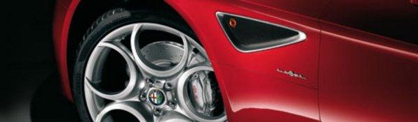 L'Alfa 8C Spider sera commercialisée