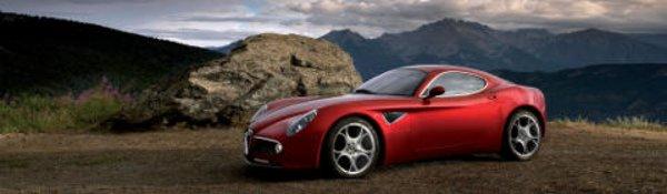 L'Alfa Romeo 8C débarque aux États-Unis
