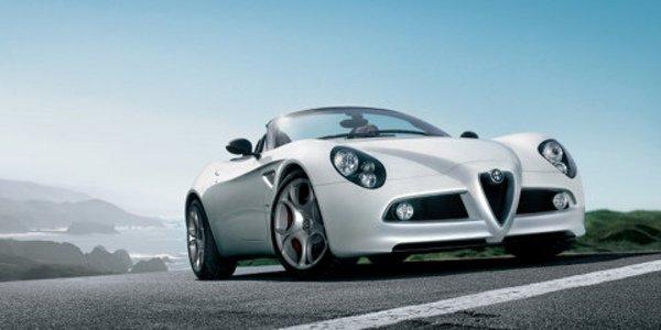 Alfa Romeo au Festival de Goodwood