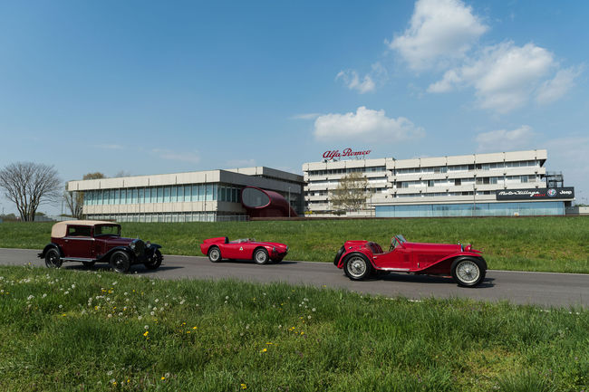 Mille Miglia : une édition 2018 spéciale pour Alfa Romeo