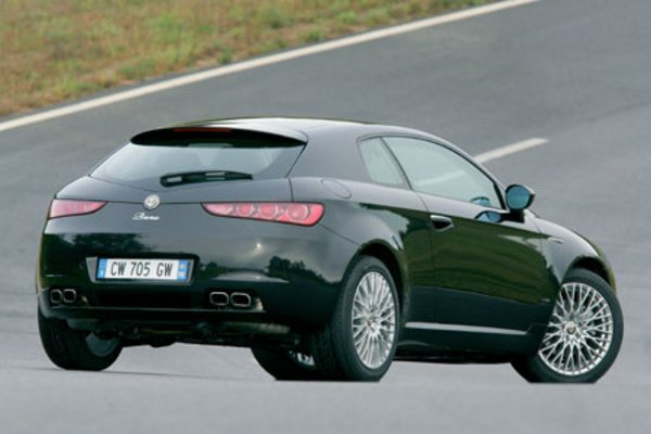 nouvelle gamme pour l 39 alfa brera actualit automobile motorlegend. Black Bedroom Furniture Sets. Home Design Ideas
