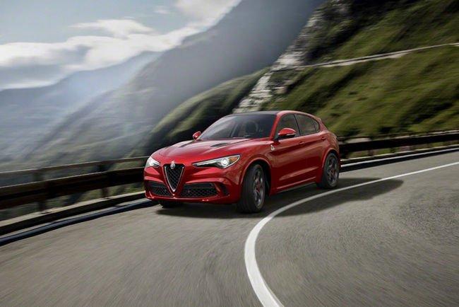 Alfa Romeo présente son premier SUV : le Stelvio