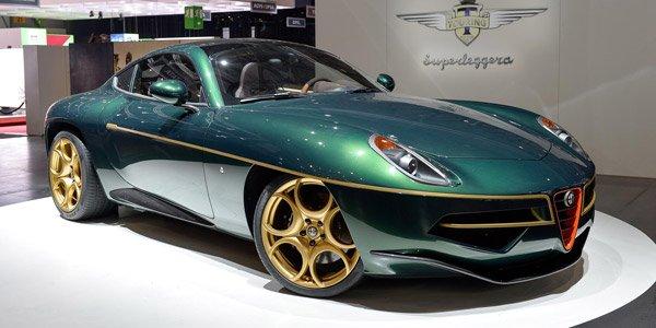 Genève 2014: originale Disco Volante