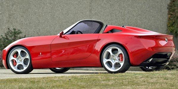 Alfa Romeo Duetto : le retour