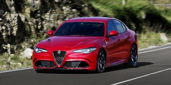 Alfa Romeo et Abarth au Salon de Padoue