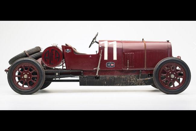 RM Sotheby's : une Alfa Romeo G1 à Scottsdale