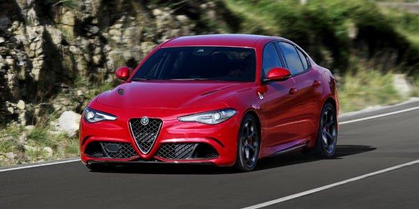 Alfa Romeo Giulia : pour l'automne 2016 ?