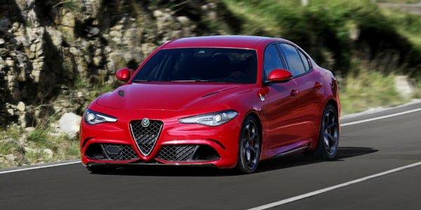 Huit motorisations pour l'Alfa Romeo Giulia ?