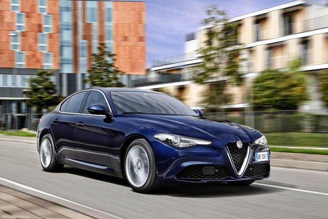 Des accessoires signés Mopar pour l'Alfa Romeo Giulia