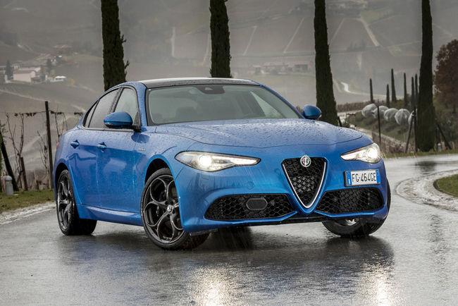 Premières livraisons pour l'Alfa Romeo Giulia Sport