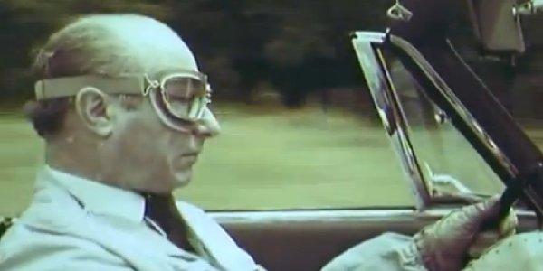 Quand Fangio faisait l'éloge des Pirelli
