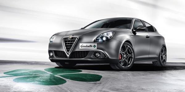 Les Alfa Romeo Quadrifoglio Verde arrivent