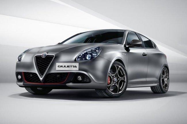 L'Alfa Romeo Giulietta passe au restylage