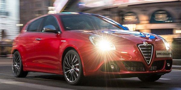 "Une Alfa Giulietta ""Fast & Furious 6"""
