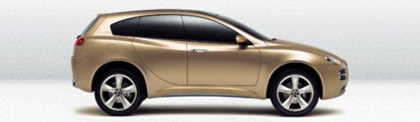 Alfa Romeo : le 4X4 de loisirs en 2010