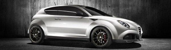 Alfa Romeo MiTo GTA : Turin Tuning Show