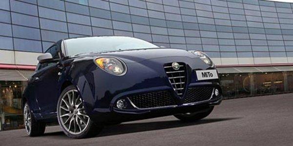 Une Alfa Romeo MiTo pour Maserati
