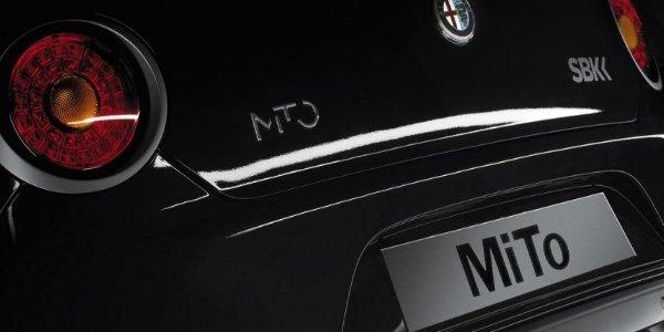 Alfa Romeo MiTo SBK : la MiTo du Motard