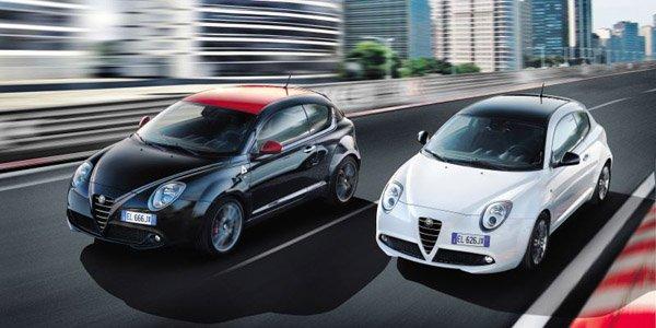 Alfa Romeo SBK et Collezione en France