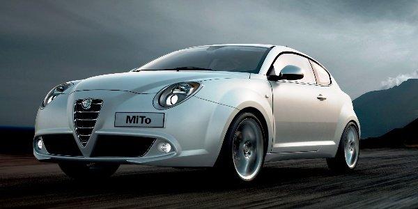 Alfa Romeo retouche sa MiTo