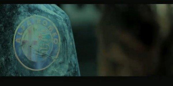 Alfa Romeo Pandion - vidéo