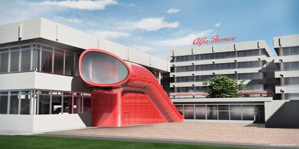 Réouverture du Musée historique Alfa Romeo