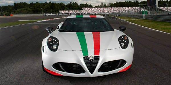 Alfa Romeo de retour en Russie