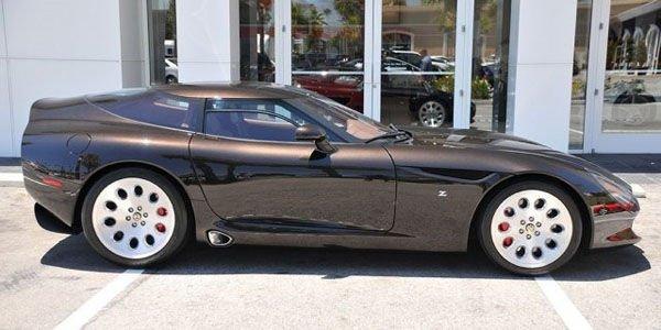 Une magnifique Alfa Romeo Zagato TZ3 Stradale à vendre