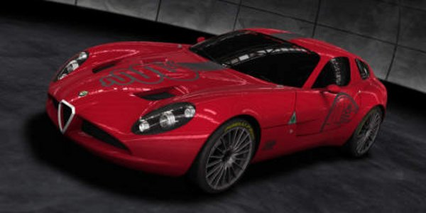 L'Alfa Romeo TZ3 Corsa en détails