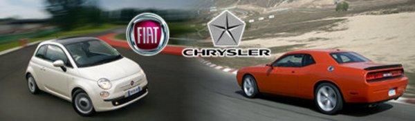 Fiat prend 35% de Chrysler