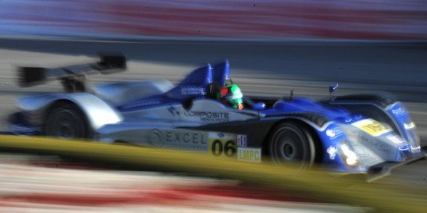 ALMS : Aston Martin gagne à Long Beach